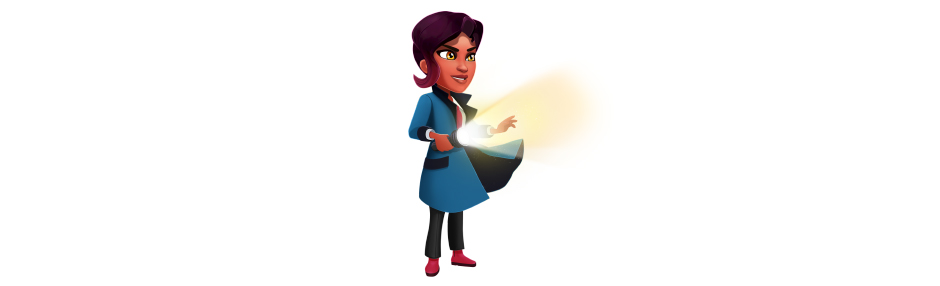 Detective Jackie - Mystic Case - Official Walkthrough - Jackie Official Art_2