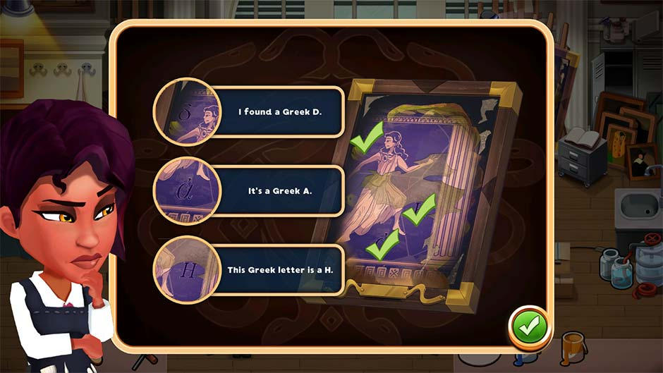 Detective Jackie - Mystic Case - Official Walkthrough - Level 10-2