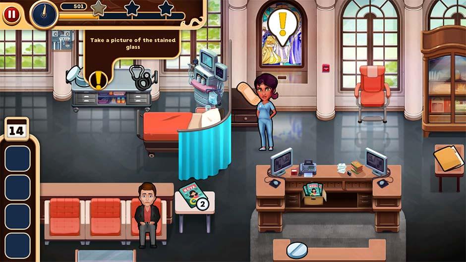 Detective Jackie - Mystic Case - Official Walkthrough - Level 14