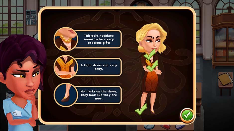 Detective Jackie - Mystic Case - Official Walkthrough - Level 16-2