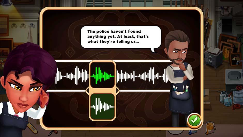 Detective Jackie - Mystic Case - Official Walkthrough - Level 18-2