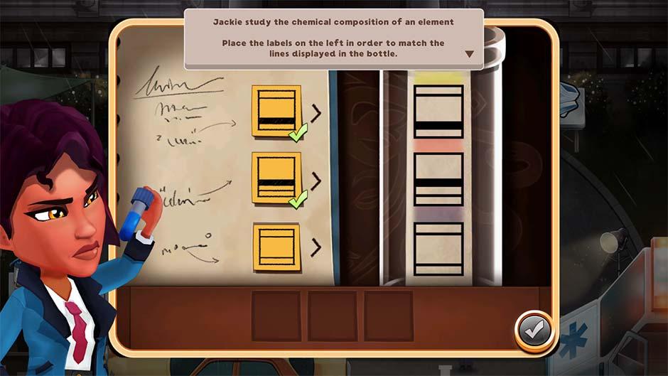 Detective Jackie - Mystic Case - Official Walkthrough - Level 2