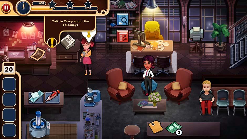 Detective Jackie - Mystic Case - Official Walkthrough - Level 20-1