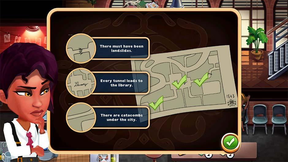 Detective Jackie - Mystic Case - Official Walkthrough - Level 33-1