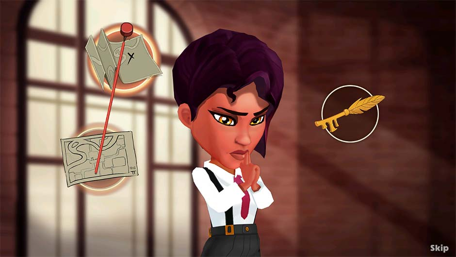 Detective Jackie - Mystic Case - Official Walkthrough - Level 46-3