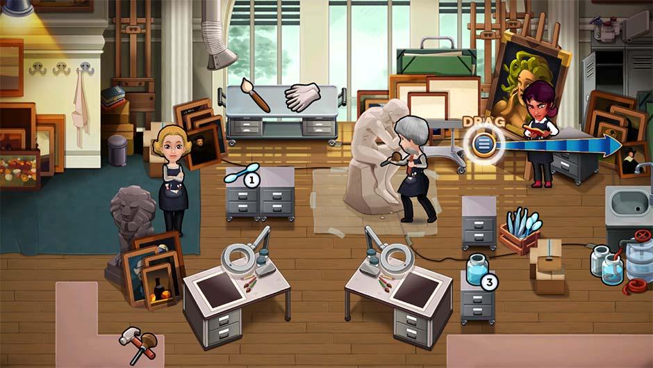 Detective Jackie - Mystic Case - Official Walkthrough - Level 5-1