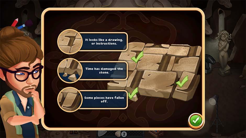 Detective Jackie - Mystic Case - Official Walkthrough - Level 54