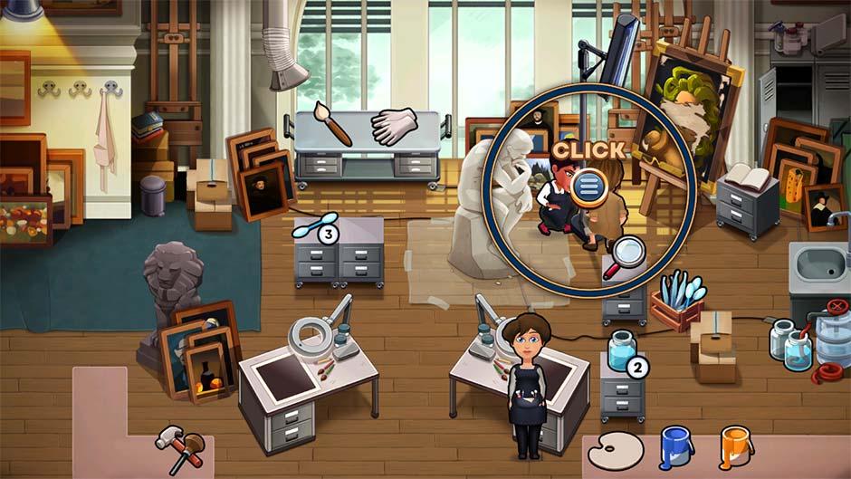 Detective Jackie - Mystic Case - Official Walkthrough - Level 8-1