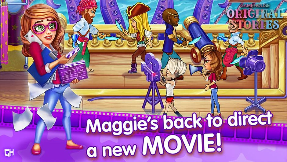 Maggie's Movies - Second Shot - GameHouse