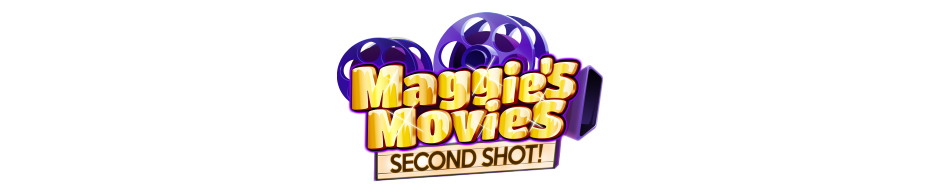 Maggie's Movies - Second Shot Logo