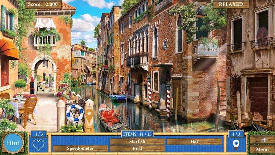 Mediterranean Journey - GameHouse