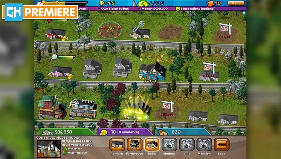 Build-a-lot Big Dreams - GameHouse Premiere Exclusive