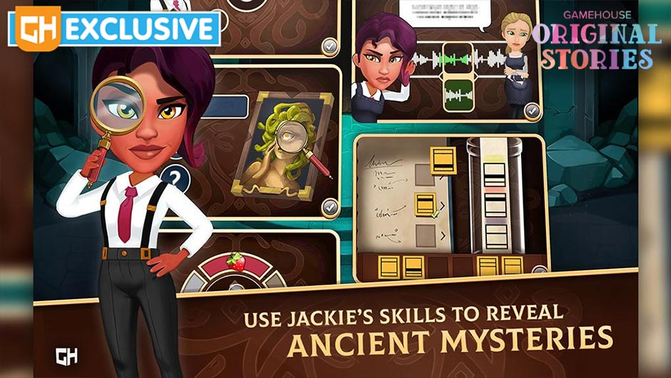 Detective Jackie – Mystic Case Collector's Edition - GameHouse Exclusive