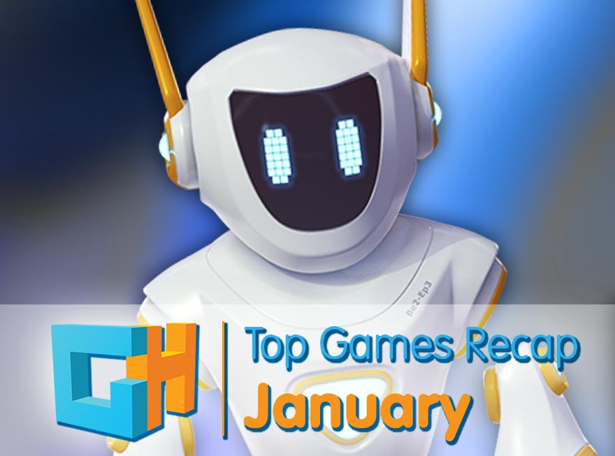New Stories, Indies, and Exclusives! GameHouse Monthly Recap