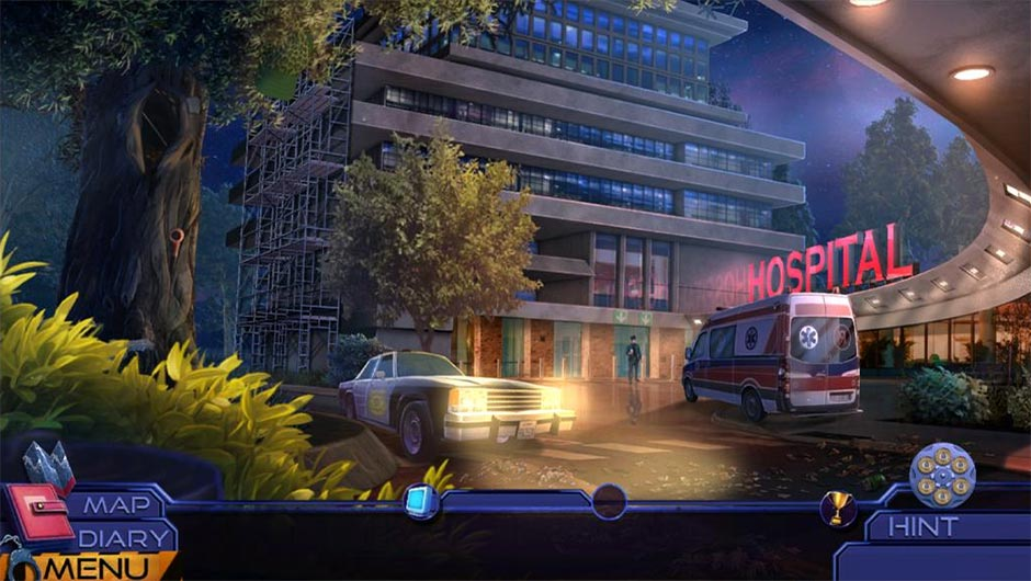Ghost Files 2 – Memory of a Crime Collector's Edition - GameHouse