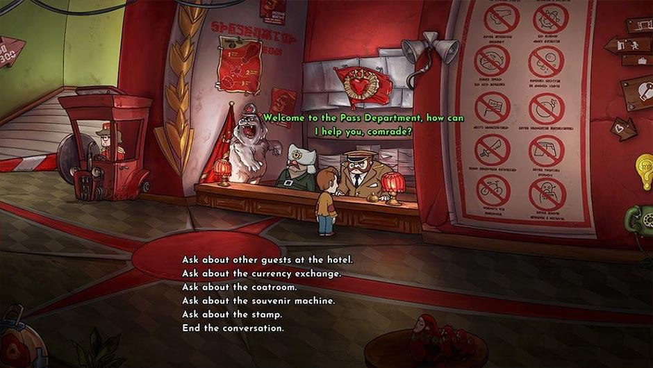 Irony Curtain - From Matryoshka with Love - GameHouse