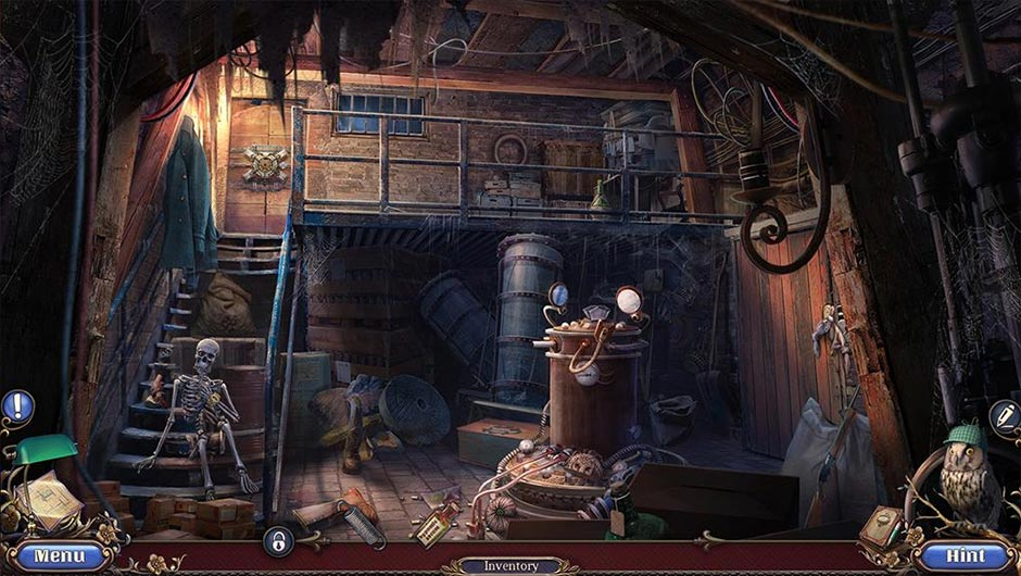 Ms. Holmes - The Monster of the Baskervilles Collector's Edition - GameHouse