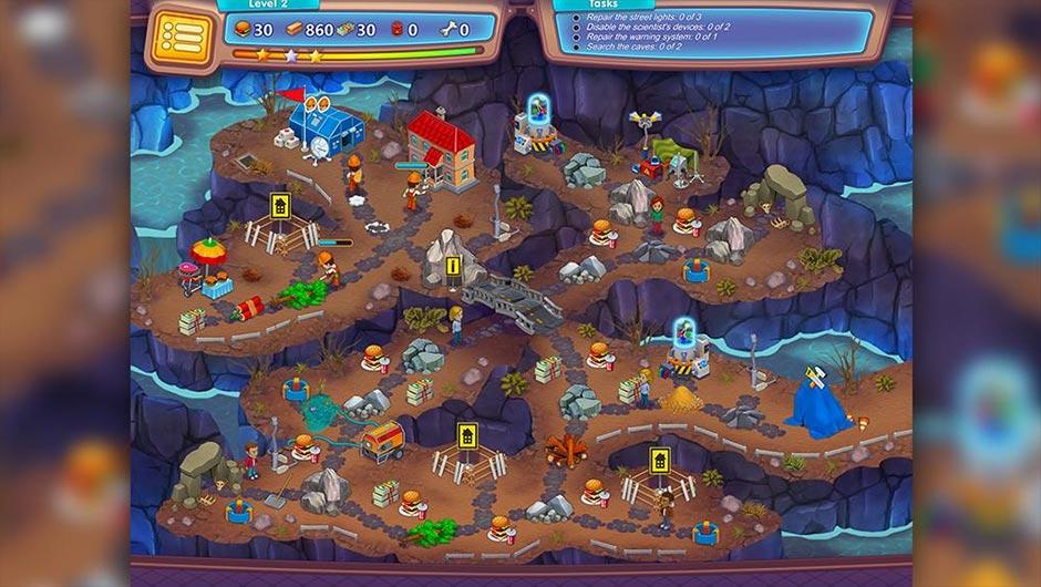 Rescue Team - Evil Genius Collector's Edition - GameHouse