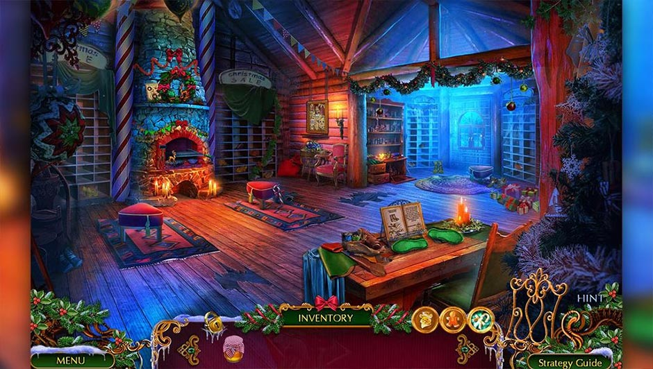 The Christmas Spirit - Mother Goose's Untold Tales Collector's Edition - GameHouse