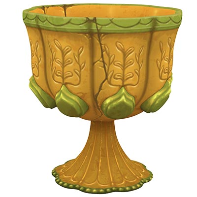 Unsung Heroes - The Golden Mask Official Walkthrough - Artifact 12 - Wine Cup