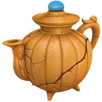 Unsung Heroes - The Golden Mask Official Walkthrough - Artifact 15 - Tea Kettle