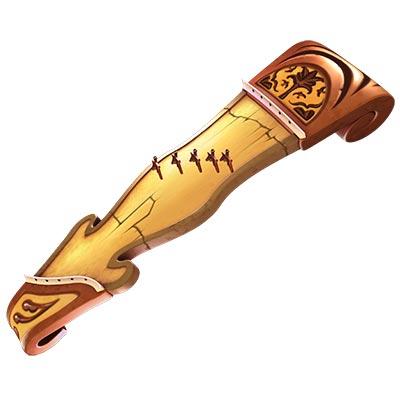 Unsung Heroes - The Golden Mask Official Walkthrough - Artifact 5 - Guzheng
