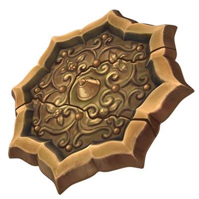 Unsung Heroes - The Golden Mask Official Walkthrough - Artifact 9 - Mirror