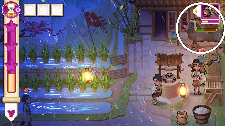 Unsung Heroes - The Golden Mask Official Walkthrough - Chapter 2 - Level 1