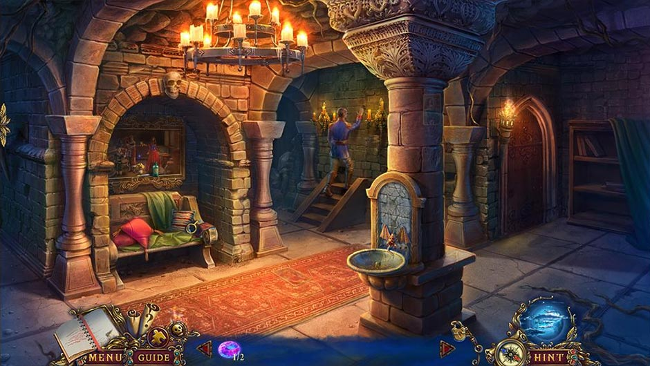 Whispered Secrets - Cursed Wealth Collector's Edition - GameHouse