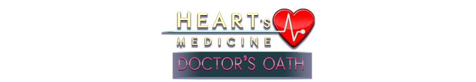 Heart's Medicine - Doctor's Oath Logo - GameHouse