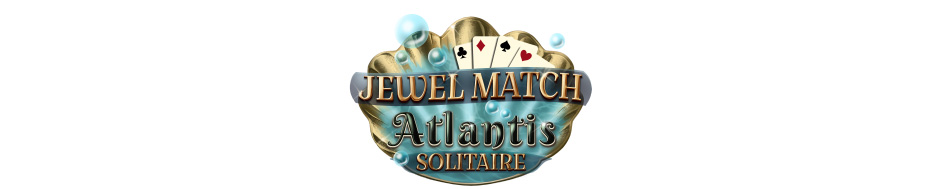 Jewel Match Atlantis Solitaire Collector's Edition - GameHouse Premiere Exclusive