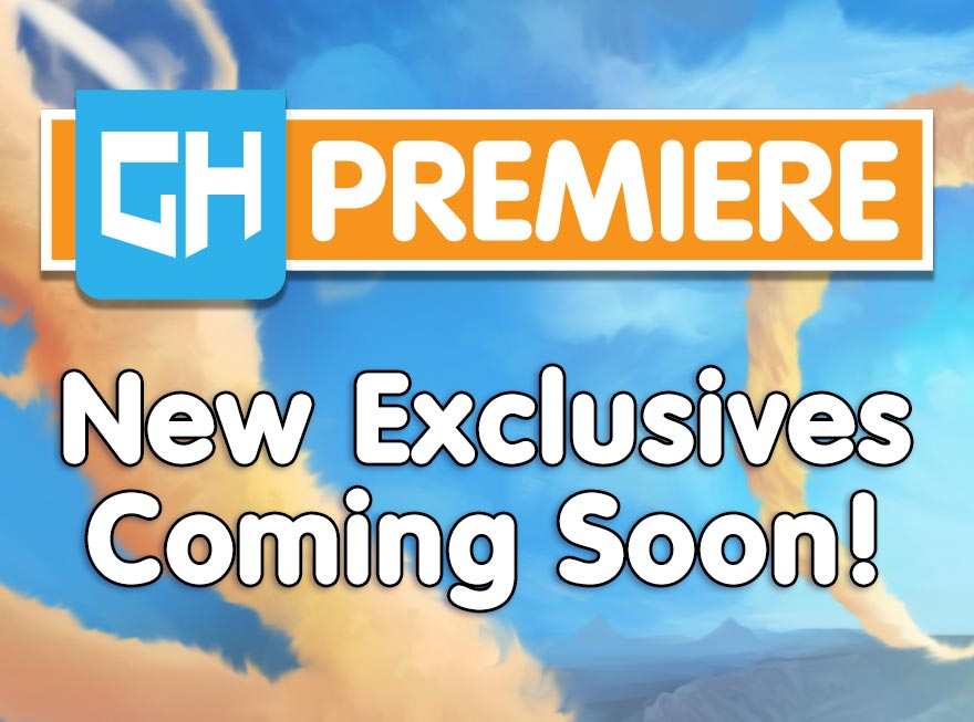 Meet the New Upcoming GameHouse Premiere Exclusives!
