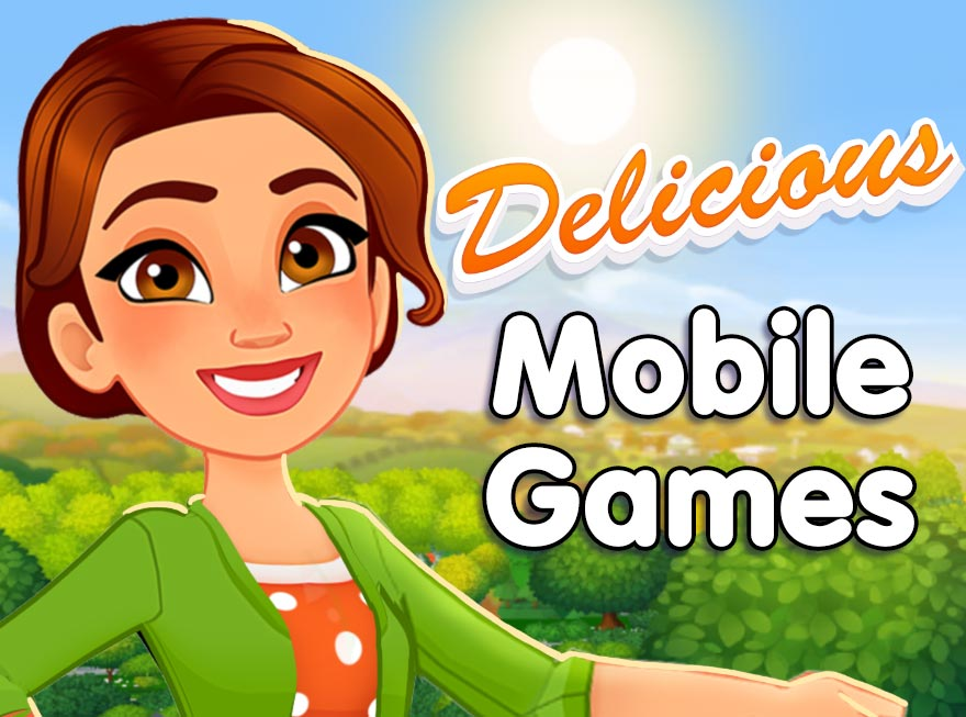 The Story Continues! Emily's Delicious Mobile Adventures