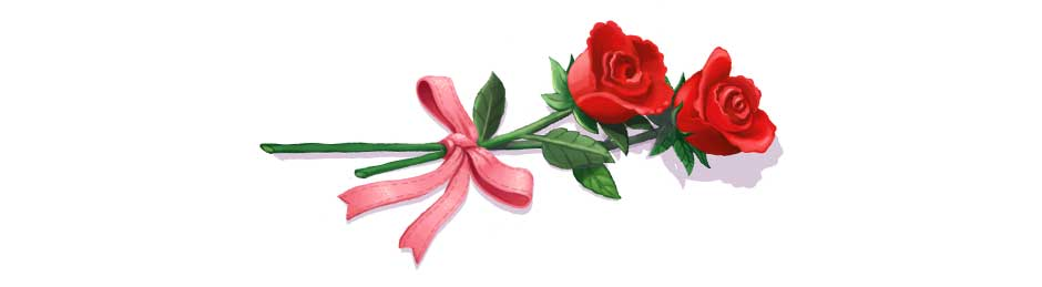 Valentine's Day Rose - GameHouse