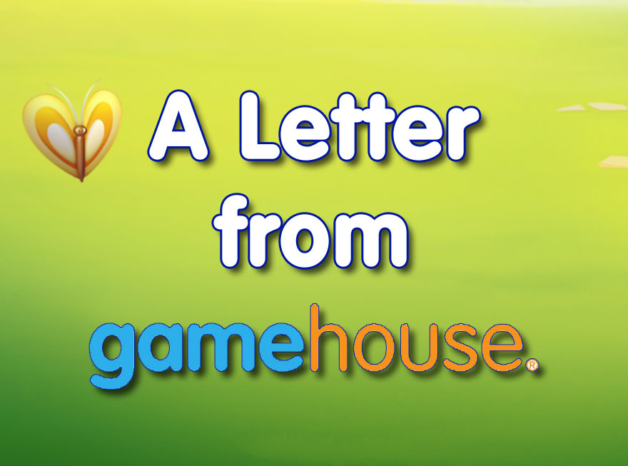 From Our Homes to Yours: A Letter from GameHouse