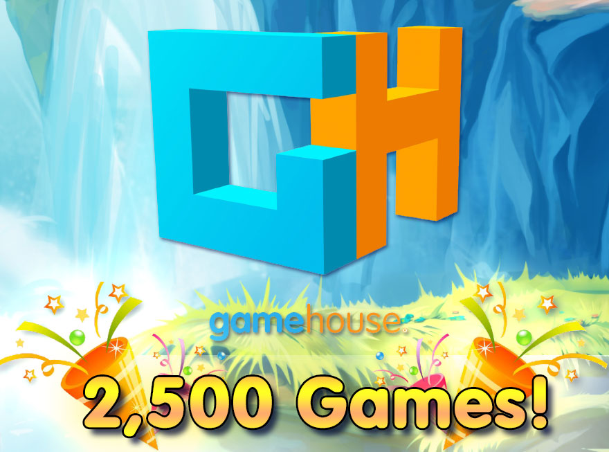 Which GameHouse Games are the Longest? Plus, Celebrating 2,500 Games!