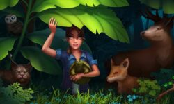 Celebrate Earth Day with 5 Calming Nature Games