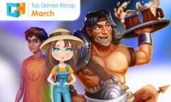 GameHouse Monthly Recap: A Month Full of New Adventures!