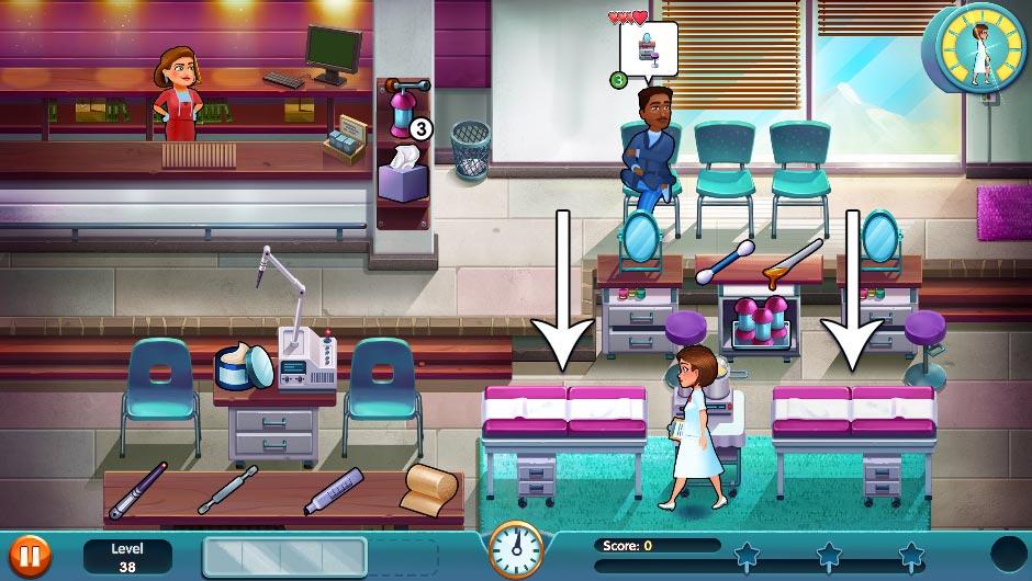 Heart's Medicine - Season One Remastered Edition - Level 38 - GameHouse Official Walkthrough