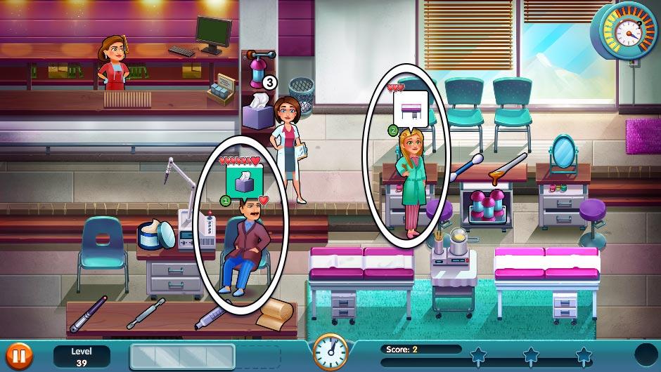 Heart's Medicine - Season One Remastered Edition - Level 39 - GameHouse Official Walkthrough