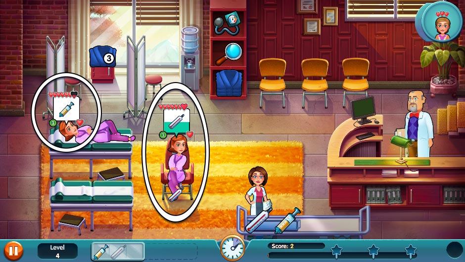 Heart's Medicine - Season One Remastered Edition - Level 4 - GameHouse Official Walkthrough