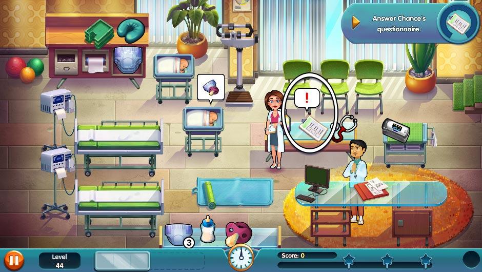 Heart's Medicine - Season One Remastered Edition - Level 44 - GameHouse Official Walkthrough