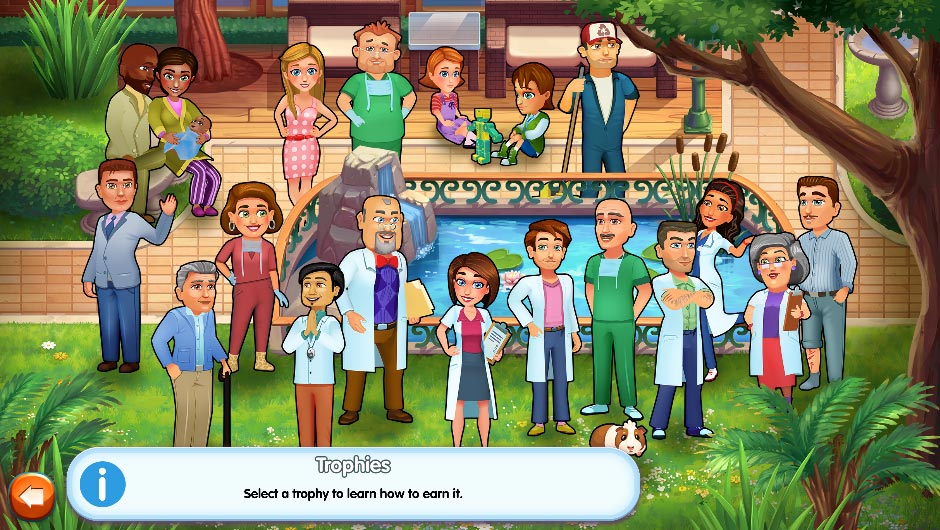 Heart's Medicine - Season One Remastered Edition - Trophies