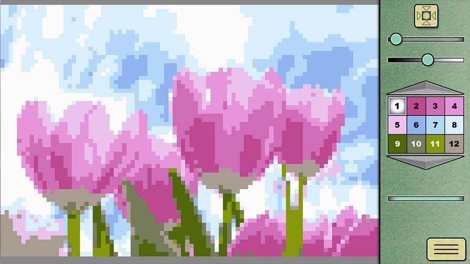 Pixel Art 4 - GameHouse