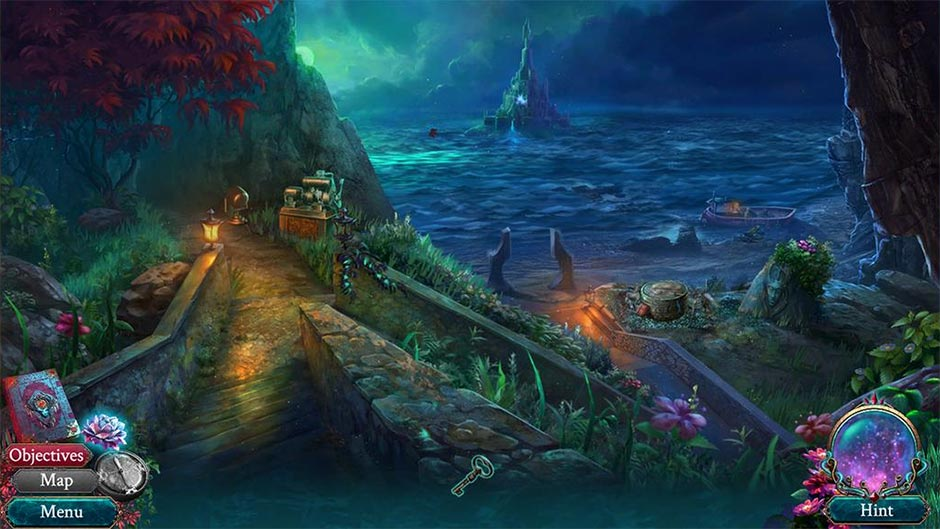 The Myth Seekers 2 - The Sunken City Collector's Edition - GameHouse