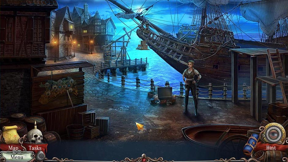 Uncharted Tides - Port Royal Collector's Edition - GameHouse