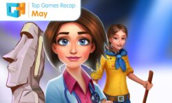 May's Top 8 New Games – GameHouse Monthly Recap