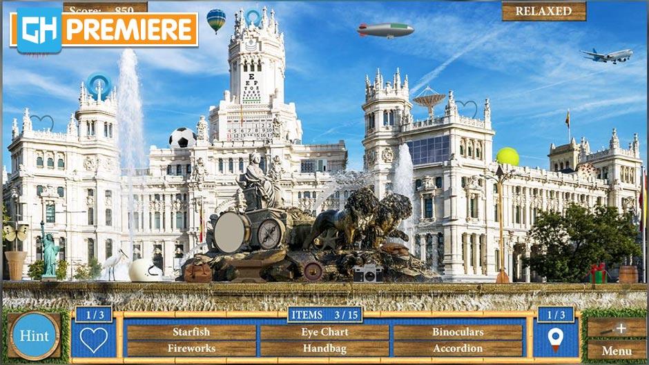 Mediterranean Journey 2 - GameHouse Premiere Exclusive