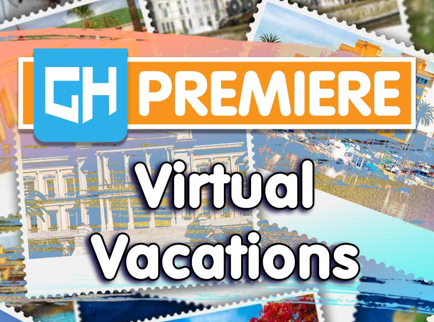 What is a Virtual Vacation? Plus 5 Summer Games You Won't Want to Miss!