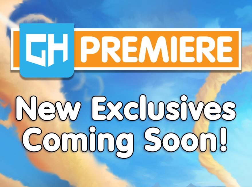 Get an Exclusive Sneak Peek at Our Upcoming GameHouse Premiere Games!